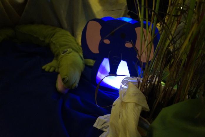 Elefanten-Leuchten